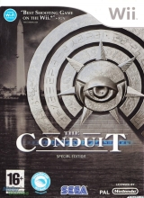 The Conduit Special Edition voor Nintendo Wii