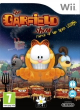 The Garfield Show: Threat of the Space Lasagna voor Nintendo Wii