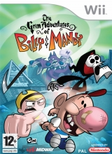 The Grim Adventures of Billy and Mandy voor Nintendo Wii