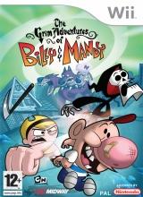 The Grim Adventures of Billy and Mandy voor Nintendo Wii