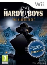 The Hardy Boys The Hidden Theft voor Nintendo Wii