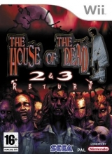 The House of the Dead 2 & 3 Return voor Nintendo Wii