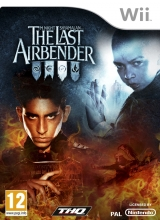 The Last Airbender Zonder Handleiding voor Nintendo Wii
