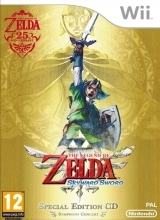 /The Legend of Zelda: Skyward Sword & Muziek CD voor Nintendo Wii