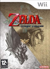 The Legend of Zelda Twilight Princess voor Nintendo Wii