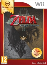 The Legend of Zelda: Twilight Princess Nintendo Selects voor Nintendo Wii