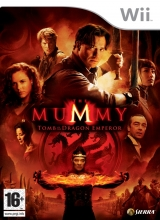 The Mummy: Tomb of the Dragon Emperor voor Nintendo Wii