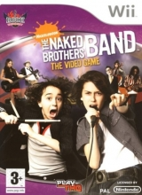 The Naked Brothers Band: The Video Game voor Nintendo Wii