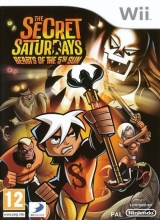 The Secret Saturdays: Beasts of the 5th Sun Nieuw voor Nintendo Wii