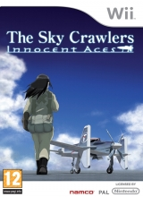 Boxshot The Sky Crawlers: Innocent Aces