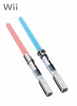 Thrustmaster Glow Saber Duo Pack voor Nintendo Wii