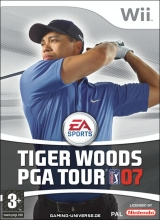 Boxshot Tiger Woods PGA Tour 07