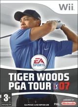Tiger Woods PGA Tour 07 voor Nintendo Wii