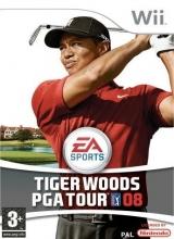 Tiger Woods PGA Tour 08 voor Nintendo Wii