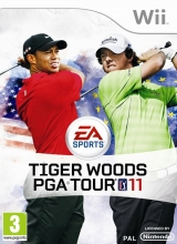 Tiger Woods PGA Tour 11 voor Nintendo Wii