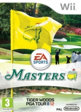 Tiger Woods PGA Tour 12: The Masters voor Nintendo Wii