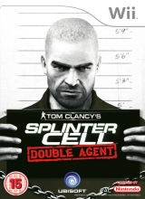 Tom Clancys Splinter Cell Double Agent voor Nintendo Wii