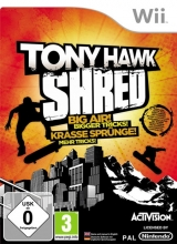 Tony Hawk Shred - Alleen Game Losse Disc voor Nintendo Wii