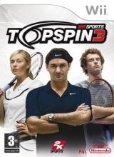 Top Spin 3 voor Nintendo Wii