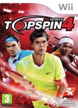 Top Spin 4 voor Nintendo Wii