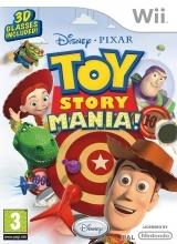 Toy Story Mania! & 3D Bril voor Nintendo Wii