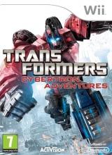 Transformers Cybertron Adventures voor Nintendo Wii