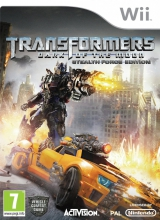 Transformers: Dark of the Moon - Stealth Force Edition voor Nintendo Wii