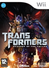 Transformers: Revenge of the Fallen voor Nintendo Wii