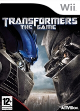 Transformers: The Game voor Nintendo Wii