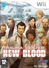 Boxshot Trauma Center: New Blood
