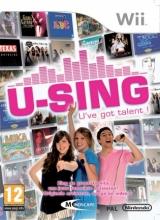 U-Sing Zonder Handleiding voor Nintendo Wii