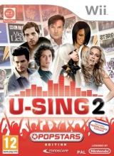 U-Sing 2 Popstars voor Nintendo Wii