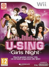 U-Sing Girls Night voor Nintendo Wii