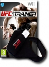UFC Personal Trainer: The Ultimate Fitness System & Beenband voor Nintendo Wii