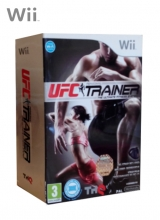 UFC Personal Trainer: The Ultimate Fitness System in Doos voor Nintendo Wii