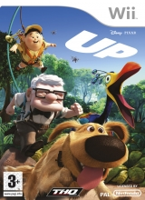 UP: The Video Game voor Nintendo Wii