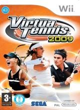 Virtua Tennis 2009 voor Nintendo Wii