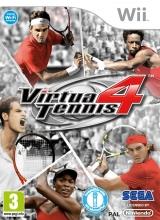 Virtua Tennis 4 voor Nintendo Wii