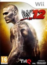 WWE '12 Zonder Handleiding voor Nintendo Wii