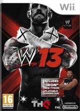 WWE 13 voor Nintendo Wii