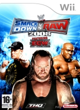 WWE SmackDown vs Raw 2008 voor Nintendo Wii