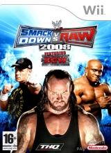 WWE SmackDown vs. Raw 2008 voor Nintendo Wii