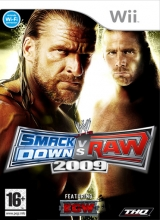 WWE SmackDown vs Raw 2009 voor Nintendo Wii