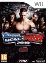 WWE SmackDown vs Raw 2010 voor Nintendo Wii