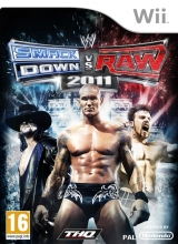 WWE SmackDown vs. Raw 2011 voor Nintendo Wii
