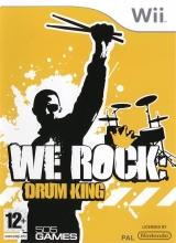 We Rock Drum King voor Nintendo Wii