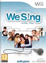 We Sing voor Nintendo Wii