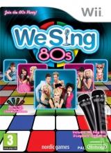 We Sing 80s voor Nintendo Wii