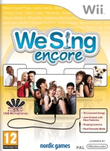 We Sing Encore voor Nintendo Wii