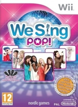 We Sing Pop voor Nintendo Wii